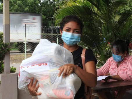 Tu donación cuenta, seamos solidarios por El Salvador