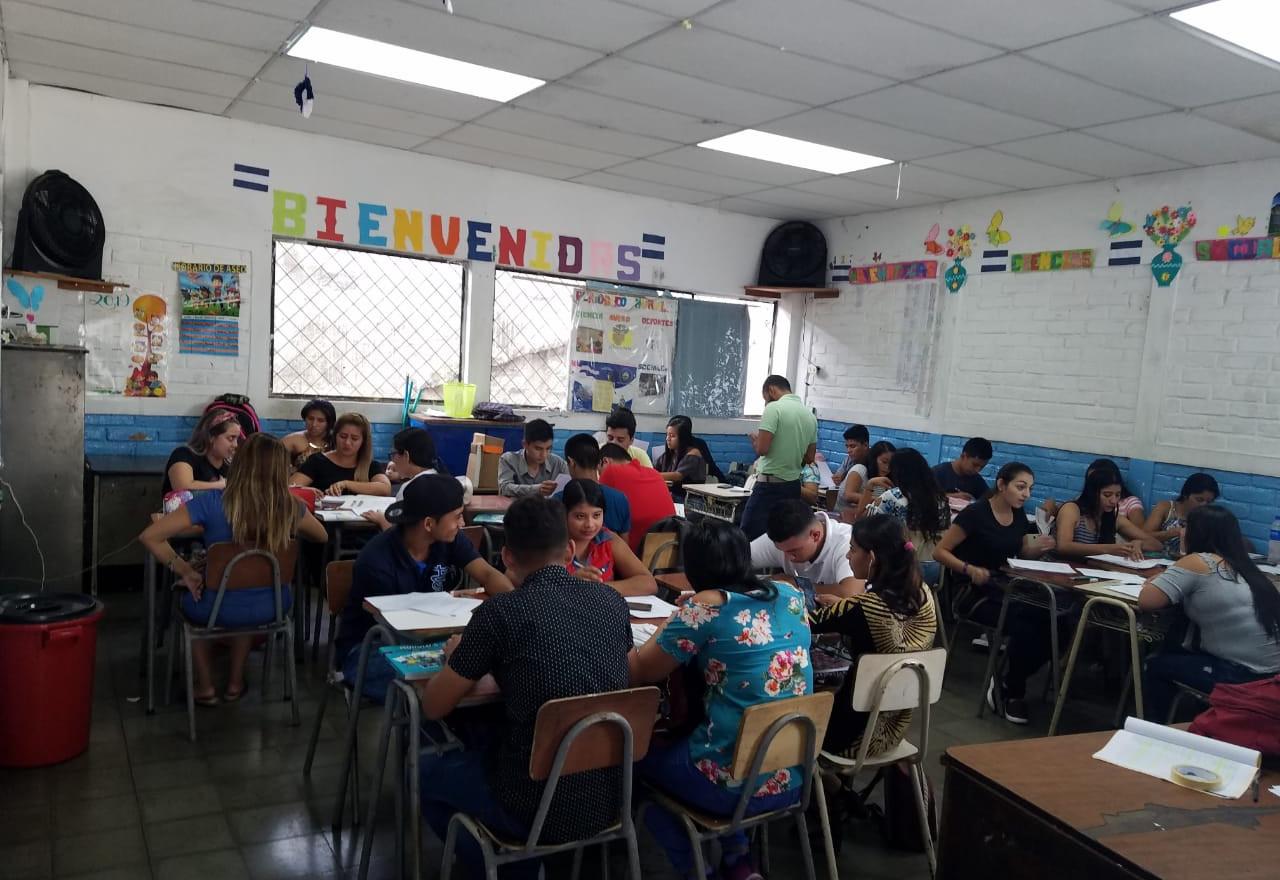 """Proyecto: """"Promoción de la Educación Inicial para el desarrollo integral de la niñez salvadoreña"""""""