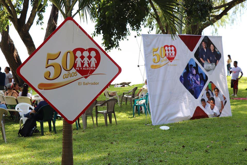 50 Aniversario de Fe y Alegría