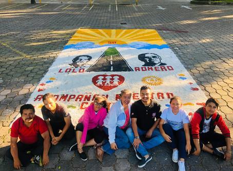 Fe y Alegría participa en conmemoración de los mártires de la UCA