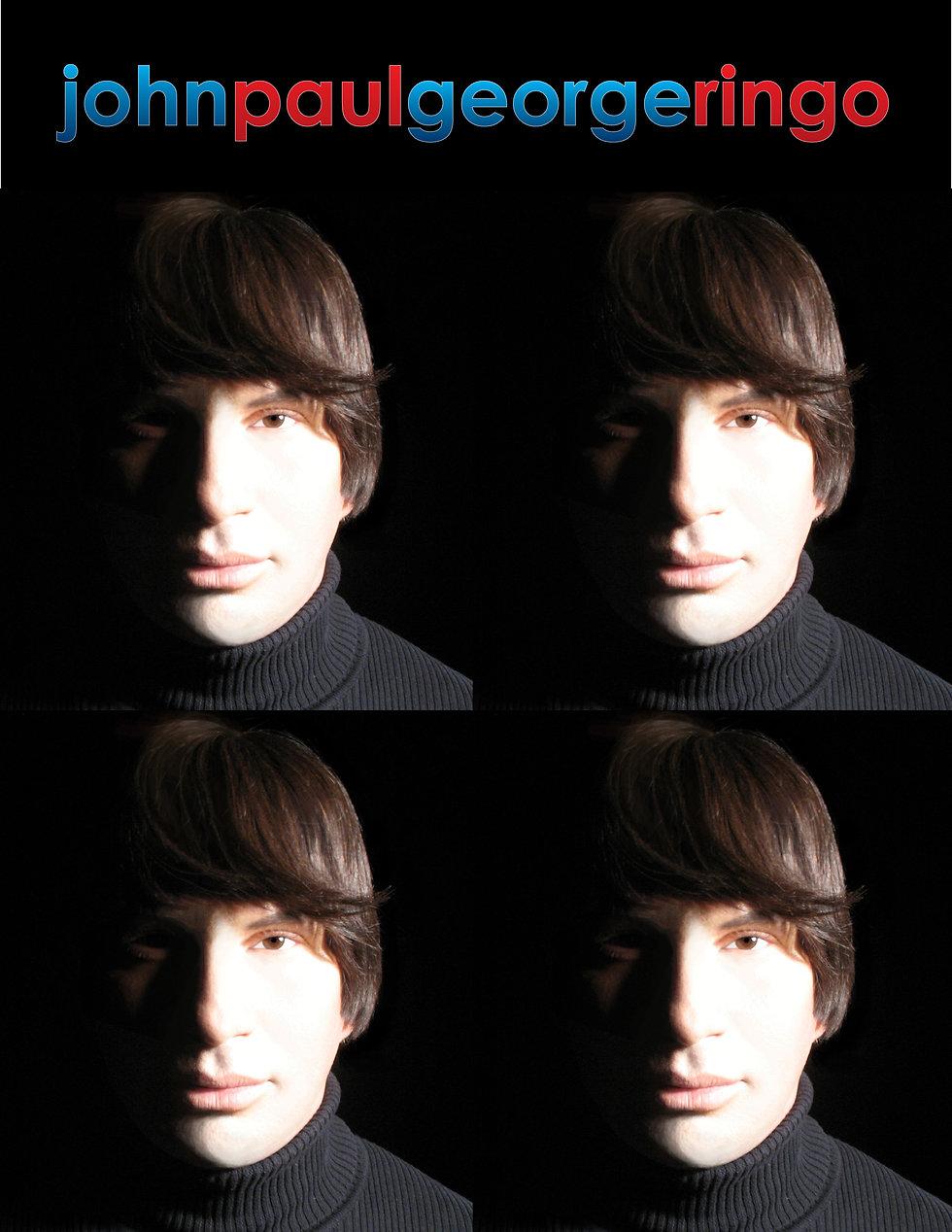 John Paul George Ringo Promo wout  diver