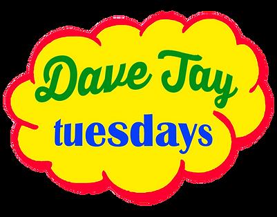 Dave Jay Tuesdays Logo
