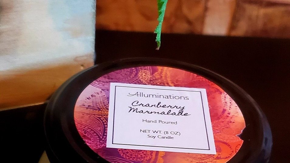 Cranberry Marmalade - Tureen Jar