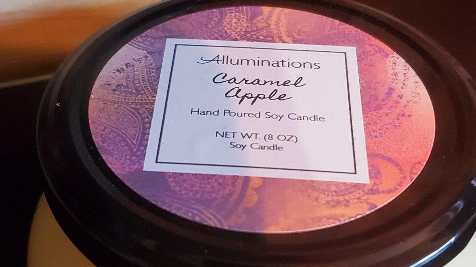 Caramel Apple - Tureen Jar