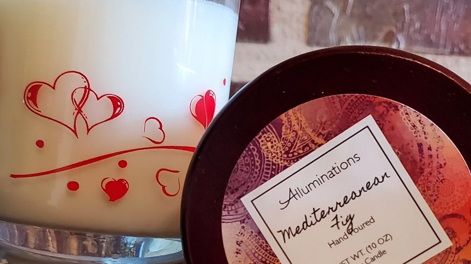 Mediterranean Fig - Hearts Collection
