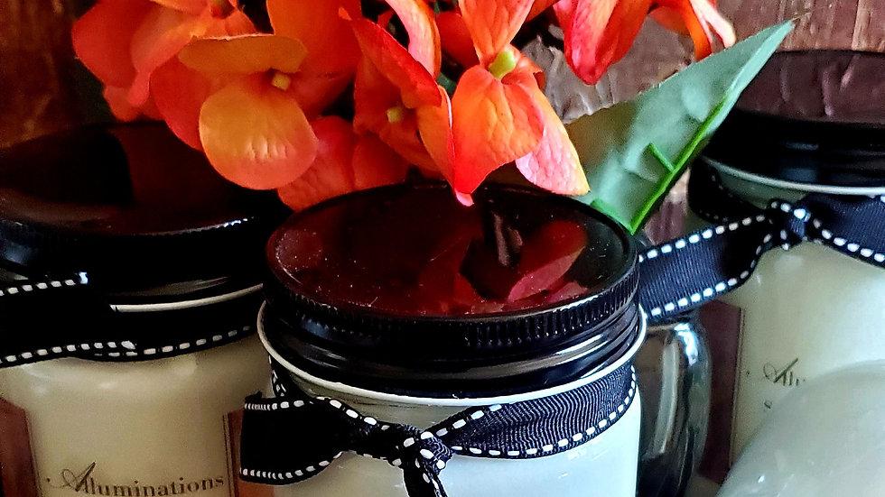 Sweet Peaches - Mason Jar