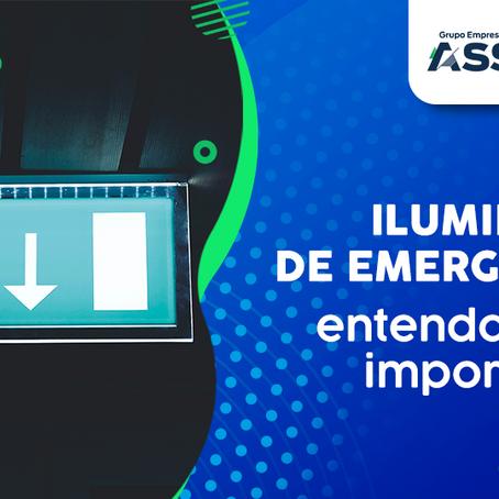 Por que é importante ter um sistema de iluminação de emergência?