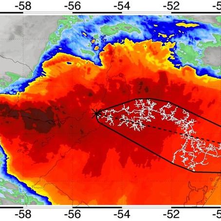 Maior raio do mundo é registrado no Rio Grande do Sul