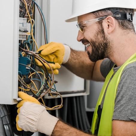 Atividades com eletricidade: segurança em 1º lugar