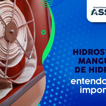 Teste hidrostático em mangueiras de hidrante:entenda a sua importância