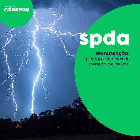 Primavera e verão: faça manutenção do SPDA para o maior período de chuvas!