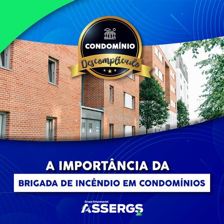 A importância da brigada de incêndio em condomínios