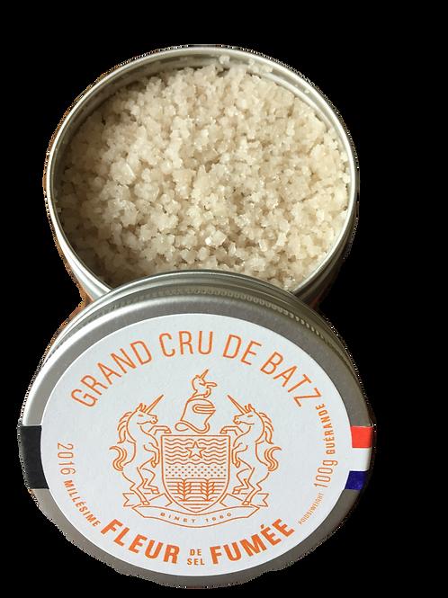 【燻製塩】フュメ バッツの塩 内容量:100g