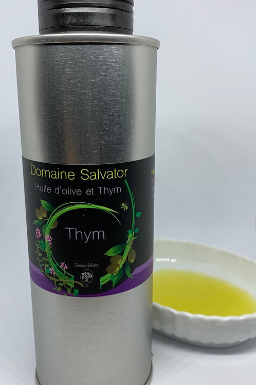タン(タイム)香味エクストラヴァージンオリーブオイル