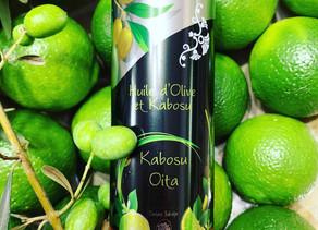 緑爽熟®︎大分県産かぼす香味エクストラヴァージンオリーブオイル