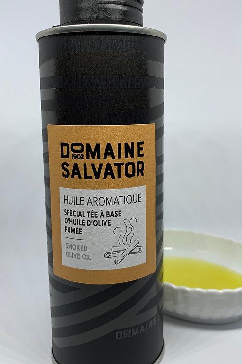 燻製香味エクストラヴァージンオリーブオイル