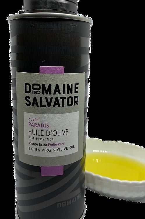 キュヴェパラディAOC認証エクストラヴァージンオリーブオイル(缶)