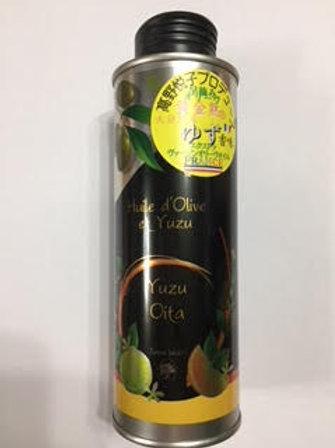 黄金熟®大分県産ゆず香味エクストラヴァージンオリーヴオイル
