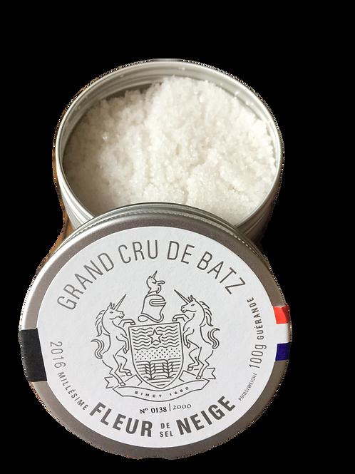 【雪の塩】ネイジュ バッツの塩 内容量:100g