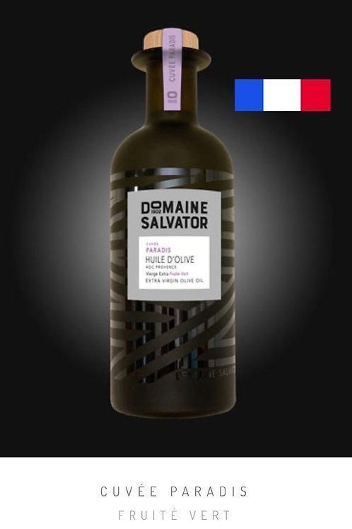 キュヴェ パラディAOC認証エクストラヴァージンオリーブオイル(瓶)