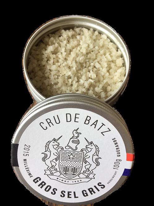 【グロスセル】粗塩 バッツの塩 内容量:100g