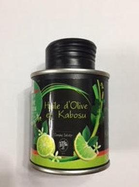 ミニサイズ 緑爽熟®大分県産かぼす香味エクストラヴァージンオリーヴオイル