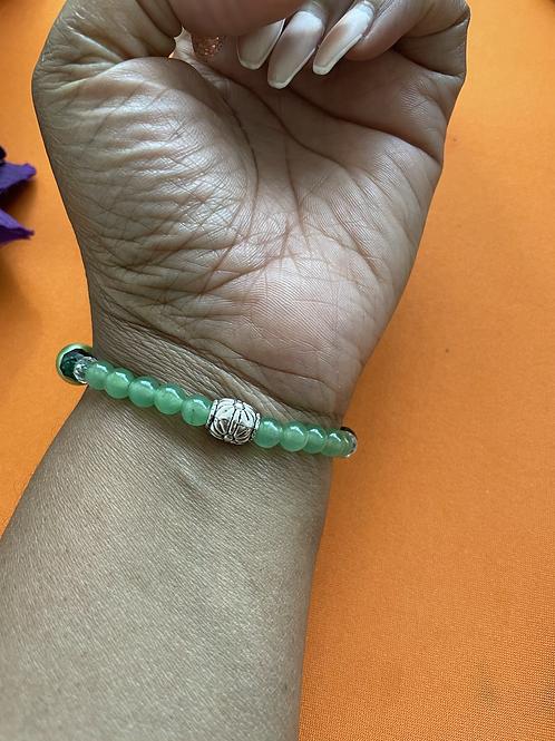 Green Ave Bracelet