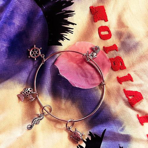 Under the sea infinity bracelet