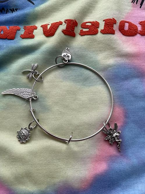 AllTingsFlyyy Infinity Bracelet