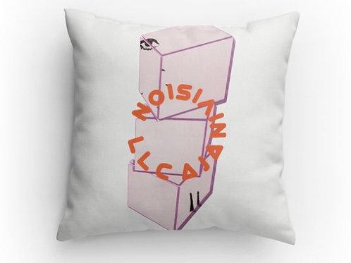 Logo Pillow 14x14