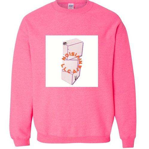 Tranquil Pink Logo Sweatshirt
