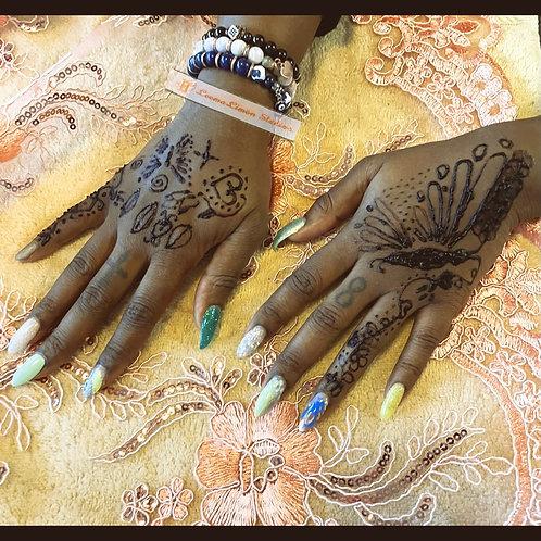 Custom Henna Designs