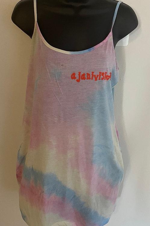 Mini Tye Dye Dress