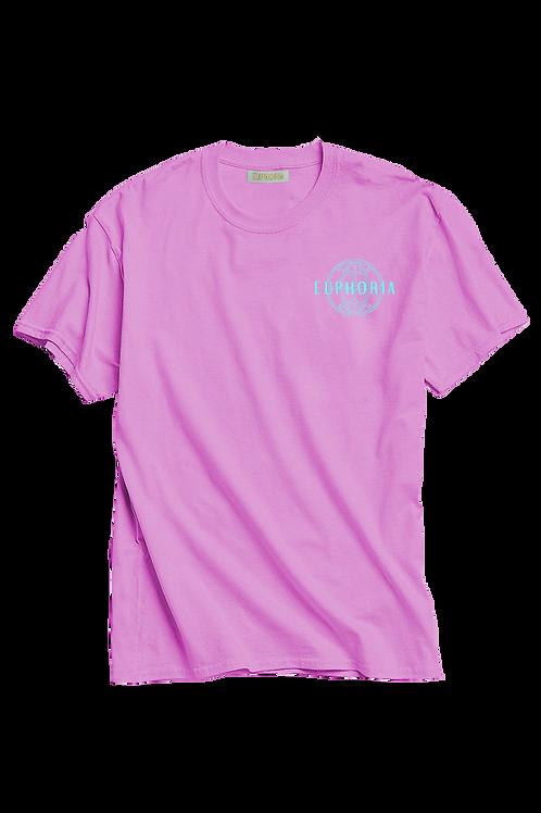 Flamingo Pink Planet Tee