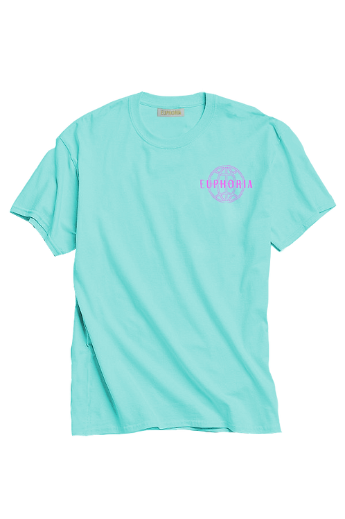 Dolphin Blue Planet Tee