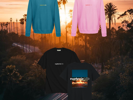 Euphoria Hills is Now Available
