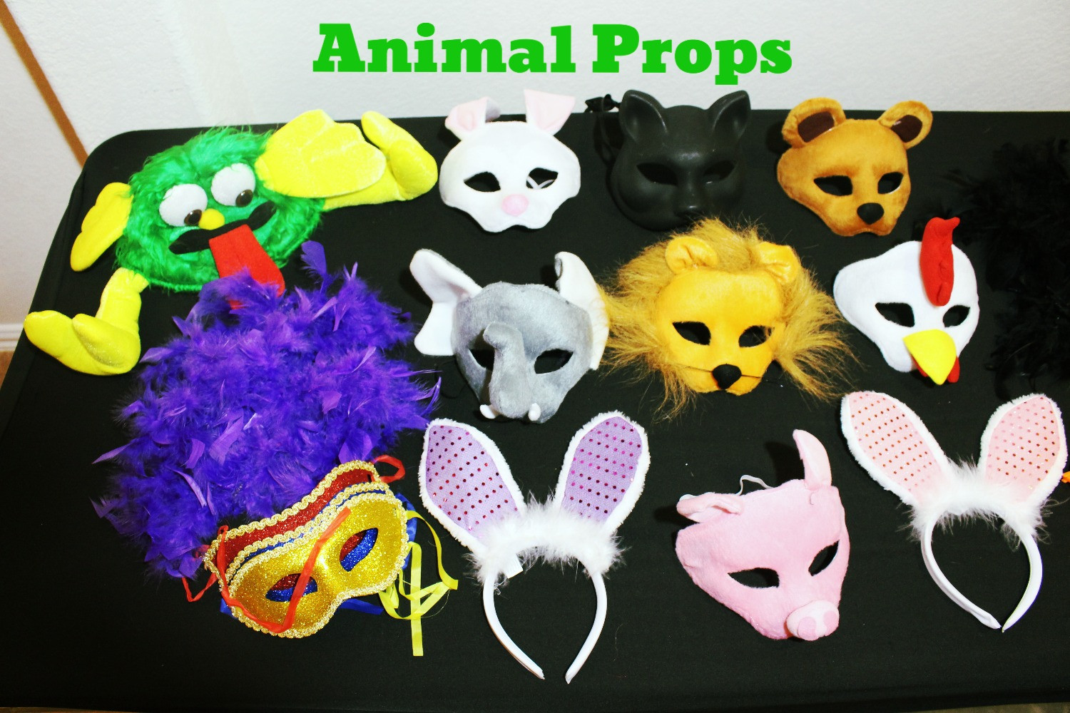 Animal Props