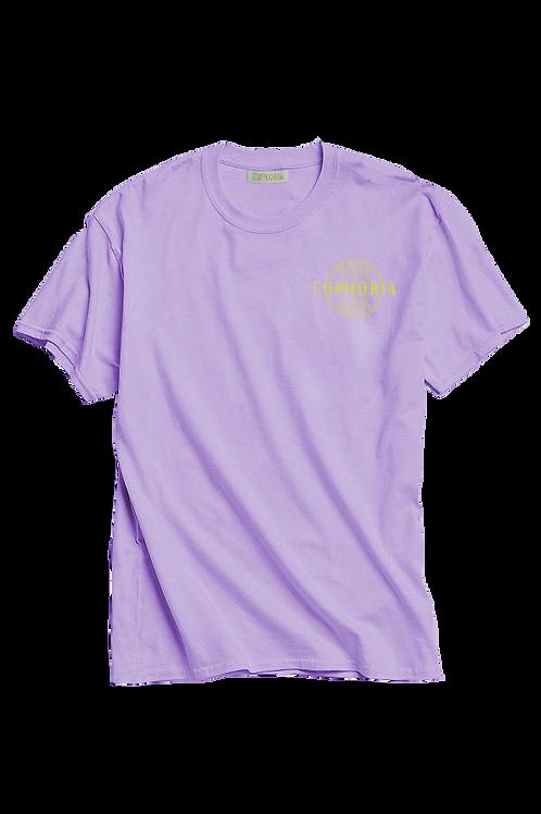 Sky Purple Planet Tee