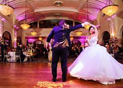 Wedding DJ and lighting