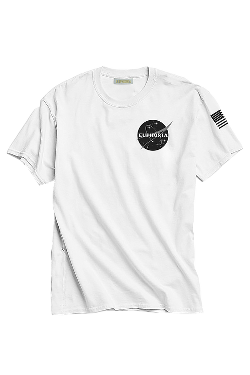 White Euphoria x Space Tee