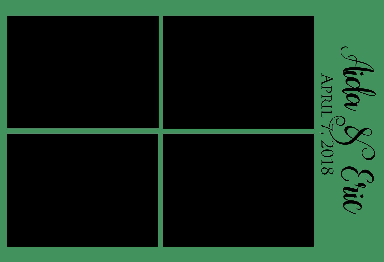 Quad 4x6 horizontal