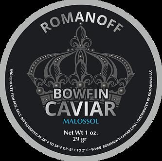 Bowfin Caviar, WILD, USA