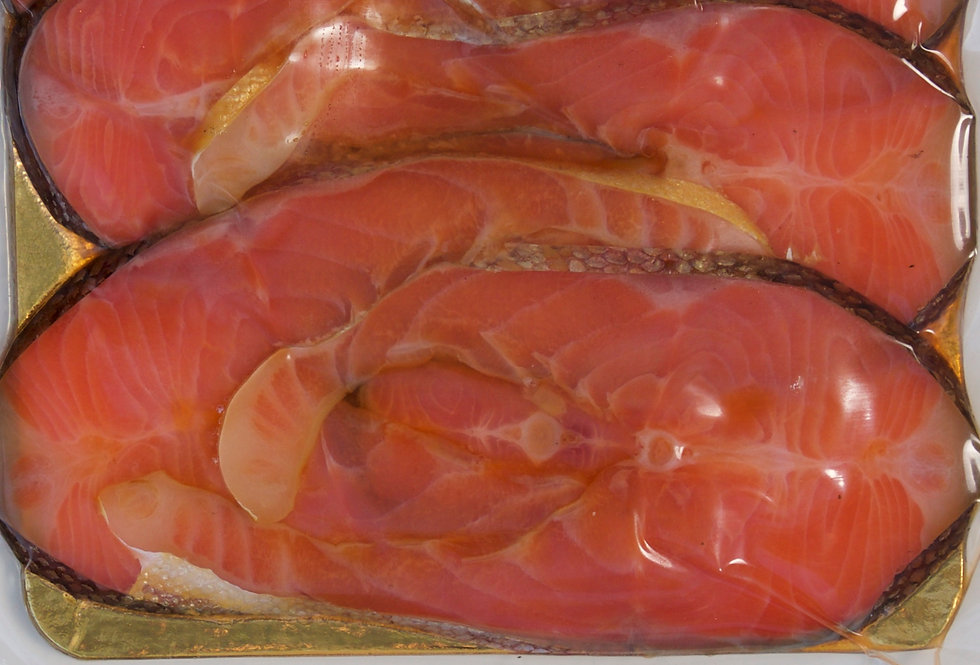 Trout cold smoked SLICED 8 oz