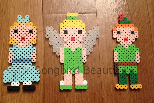 Disney: Peter Pan- Wendy, Tinkerbell, Peter