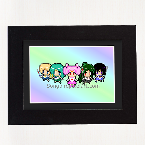Outer Senshi Print