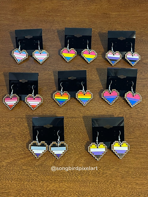 LGBTQ+ Earrings