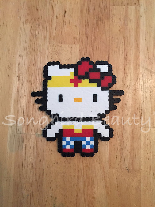 DC: Hello Kitty Wonder Woman