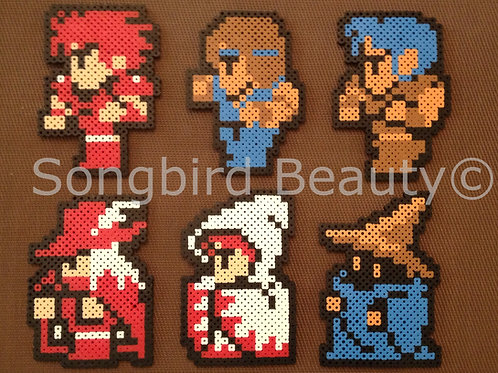 Final Fantasy: Fighter