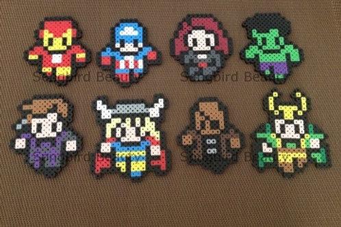 Marvel: Avenger Chibis