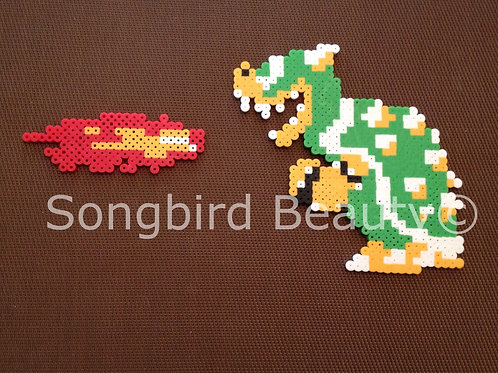 Mario: Bowser w/ Flame